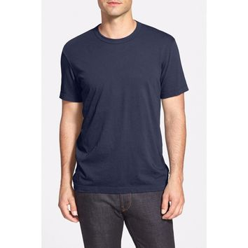 James Perse Crew Neck Jersey Tee t shirt in Space