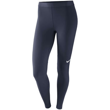 Women's Nike Navy Penn State Nittany Lions Pro Performance Tights