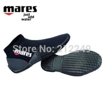 Mares equator 2mm ankle boots sandals low snorkeling Diving Scuba shoes 412613