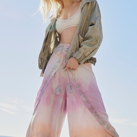 Free People Moon Silk Culottes
