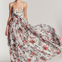 Queen Ann Maxi Dress