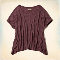 Huntington Beach Tunic T-Shirt