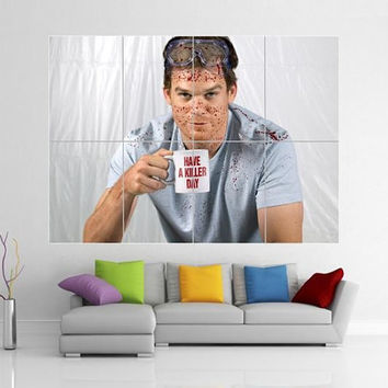 Dexter Giant Wall Art Picture Poster