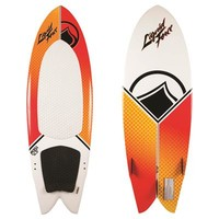 Liquid Force Fish Wakesurf Board w/ Handle 2014