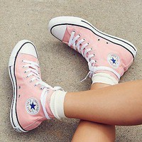 """Converse"" Fashion Canvas Flats Sneakers Sport Shoes H Z"