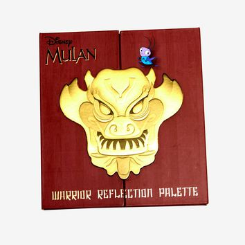 Her Universe Destination Disney Mulan Warrior Reflection Eyeshadow Palette