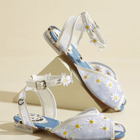 Wait and Daisy Sandal | Mod Retro Vintage Sandals | ModCloth.com