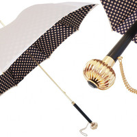 Pasotti Ivory Dash Umbrella