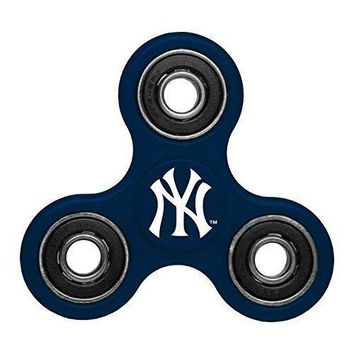 New York Yankees MLB Three Way Fidget Hand Spinner - New and IN STOCK