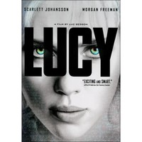 Lucy (DVD) (Eng/Spa/Fre) 2014