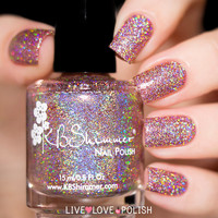 KBShimmer Turning Pointe Nail Polish