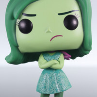 Funko Pop Disney Pixar, Inside Out, Disgust #134
