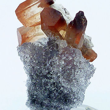 Topaz with Hyalite