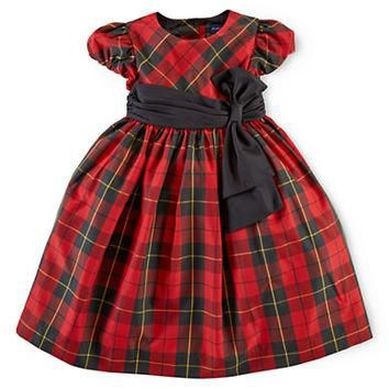 Ralph Lauren Childrenswear Girls 2-6x Taffeta Dress
