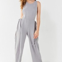 Six Crisp Days Open-Side Jumpsuit | Urban Outfitters