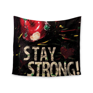 "Alexa Nicole ""Stay Strong"" Wall Tapestry"