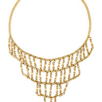 The Harlow Necklace in Gold