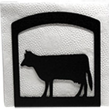 Cow - Napkin Holder