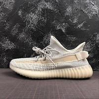 Adidas Yeezy Boost 350 V2 Butter Grey Running Shoes