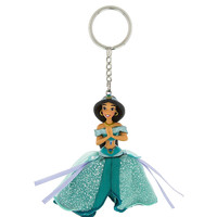 Disney Parks Princess Jasmine Tulle Keychain New with Tags