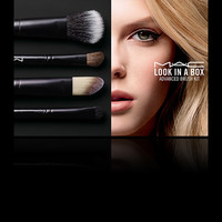M·A·C Cosmetics | Products > Brush Kits and Bags > Look in a Box: Advanced Brush Kit