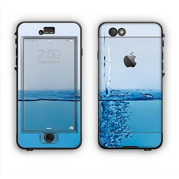 The Running Water Spicket Apple iPhone 6 LifeProof Nuud Case Skin Set