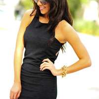 Dare You To Dance Dress: Black | Hope's