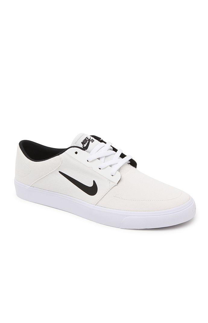 Nike SB Portmore Canvas Shoes - Mens from PacSun  b1ee16469
