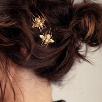Queen Bee Hair Pin