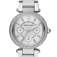 Women's Michael Kors 'Parker - Mini' Multifunction Watch, 33mm