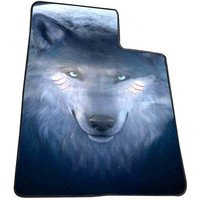 wolf 31bd643d-4585-4a40-a2b6-05029c31449e for Kids Blanket, Fleece Blanket Cute and Awesome Blanket for your bedding, Blanket fleece *AD*