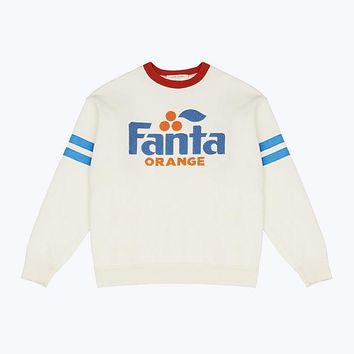 Fanta Long Sleeve Sweatshirt | Marc Jacobs