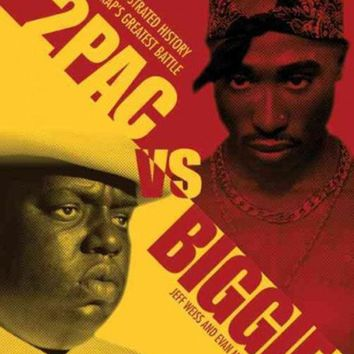 DCCKB62 2pac vs. Biggie: The Illustrated History of Rap's Greatest Battle