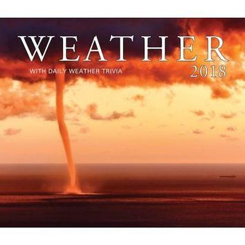 Weather Wall Calendar, Weather by Firefly Books Ltd