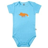 Hudson Baby Bamboo Animal Bodysuit | Affordable Infant Clothing