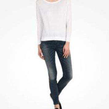 Armani Exchange CREW NECK SWEATER, Pullover for Women - A|X Online Store