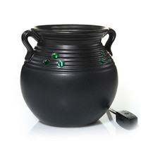 Spellbound Witch's Cauldron : Electric Wax Melts Warmer : Yankee Candle