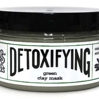GREEN CLAY DETOXIFYING MASK