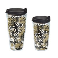 Tervis® NFL New Orleans Saints Splatter Wrap Tumbler with Lid