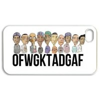 Unique Designer Ofwgkta Odd Future OF Earl Golf Wang iphone 4 4s cover Best case show 1ya90