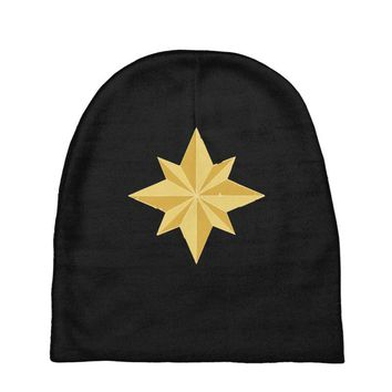 captain marvel 2 Baby Beanies