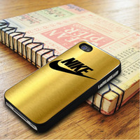 Nike Gold iPhone 5 | iPhone 5S Case