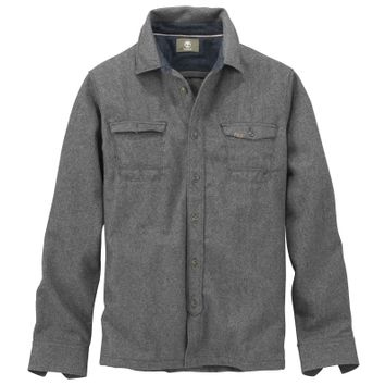 Timberland - Men's Bass River Wool Overshirt