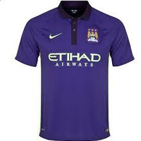 Manchester City Third Kit 14/15