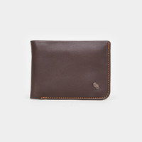 Hide & Seek Leather Wallet - Java