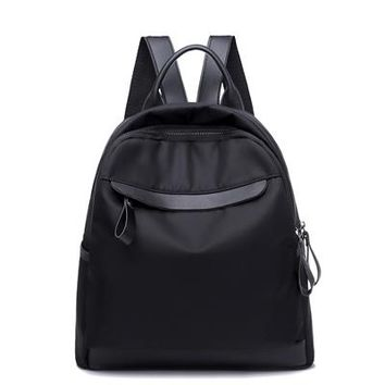 Student Backpack Children SWYIVY Woman Backpack Canvas Bag 2018 Auutmn Female Shoulder Backbag College Wind Bow Lady Student Backpack AT_49_3