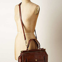 Glossed Chatsworth Satchel