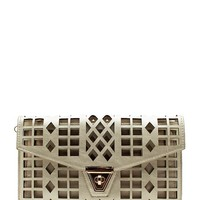 Turnlock Accented Cut-out clutch