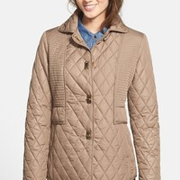 Women's MICHAEL Michael Kors Turnkey Quilted Jacket,