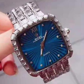 Rolex Women Fashion Quartz Watches Wrist Watch-3